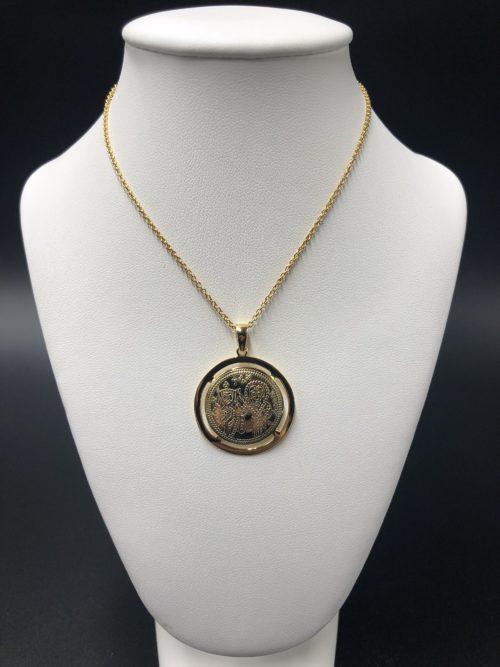 Επιχρυσωμένο κολιέ-6-κοσμήματα-μαμόγλου-Αθήνα