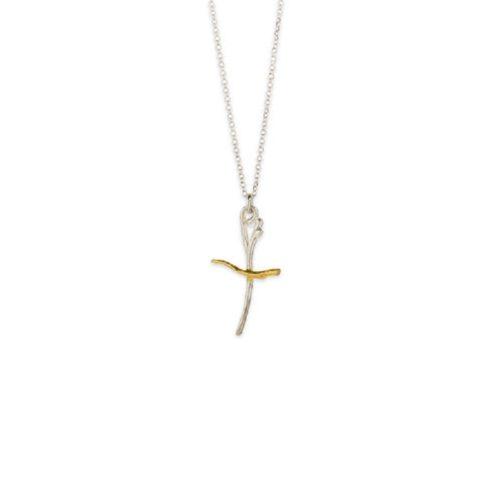 Ασημένιος σταυρός-2-κοσμήματα μαμόγλου Αθήνα