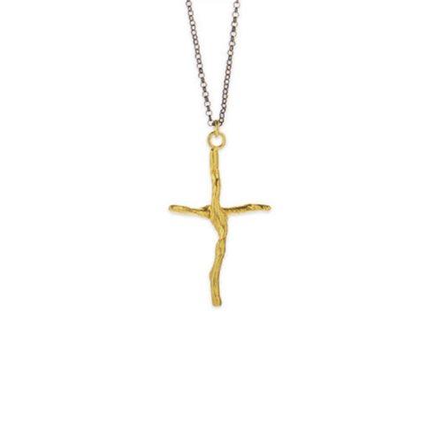 Ασημένιος σταυρός-5-κοσμήματα μαμόγλου Αθήνα