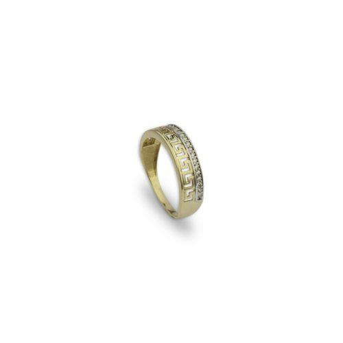 Χρυσό δαχτυλίδι 6-κοσμήματα μαμόγλου Αθήνα