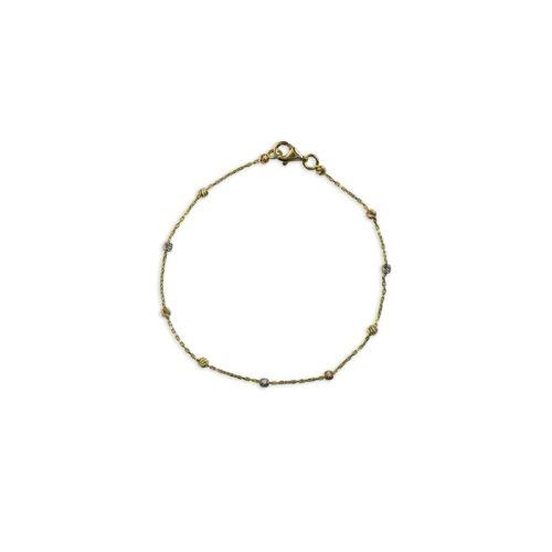 Βραχιόλι Κ14-10-κοσμήματα μαμόγλου Αθήνα