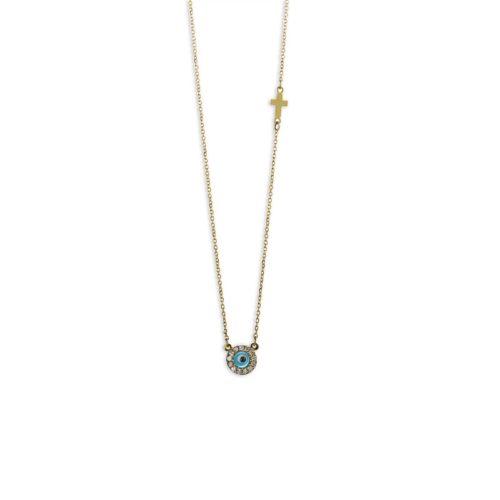 Κολιέ Κ14-2-κοσμήματα μαμόγλου Αθήνα