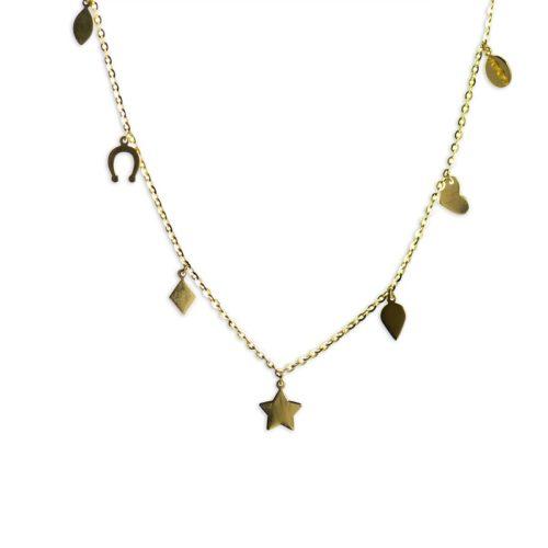 Κολιέ Κ14-24-κοσμήματα μαμόγλου Αθήνα