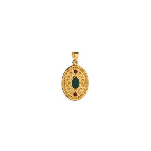 Κωνσταντινάτο χρυσό Κ9-93α-κοσμήματα μαμόγλου Αθήνα