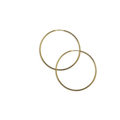 Χρυσοί κρίκοι Κ14-7-κοσμήματα μαμόγλου Αθήνα