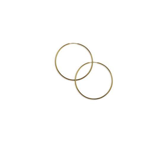 Χρυσοί κρίκοι Κ14-8-κοσμήματα μαμόγλου Αθήνα