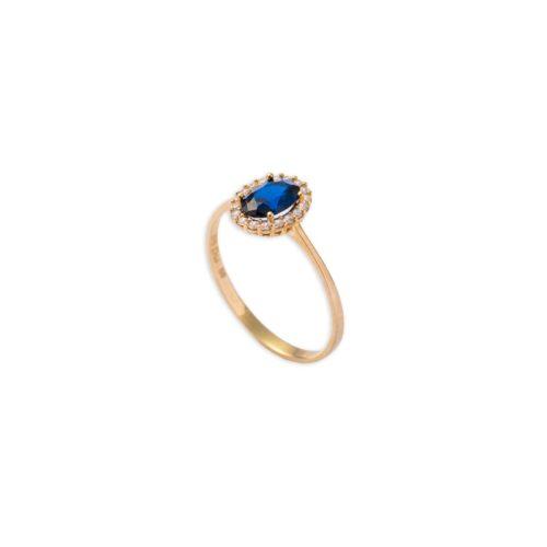 Χρυσό δαχτυλίδι 1-κοσμήματα μαμόγλου Αθήνα