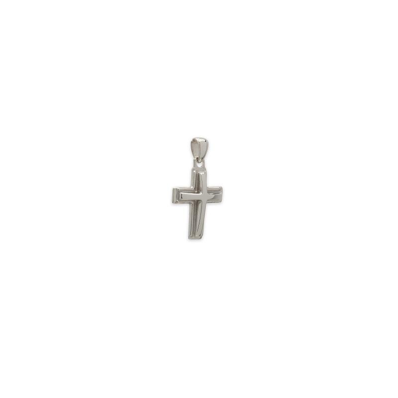 Ασημένιος σταυρός-12-κοσμήματα μαμόγλου Αθήνα