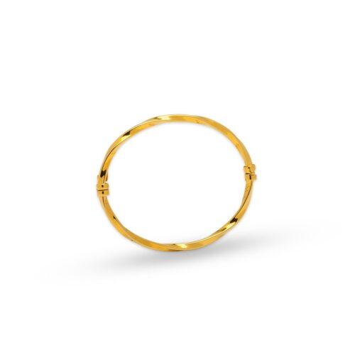 Βραχιόλι ασημένιο επιχρυσωμένο-42-κοσμήματα μαμόγλου Αθήνα