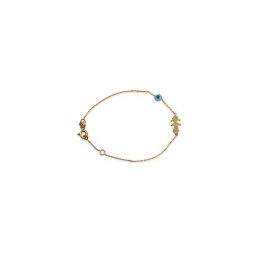 Βραχιόλι παιδικό Κ9-47-κοσμήματα μαμόγλου Αθήνα
