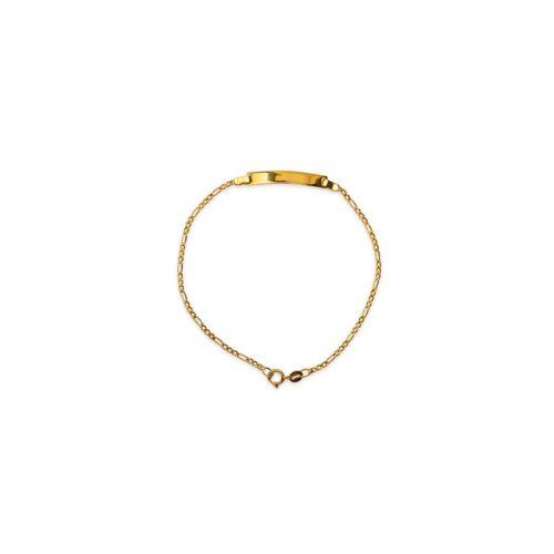 Βραχιόλι παιδικό ταυτότητα Κ14-44-κοσμήματα μαμόγλου Αθήνα