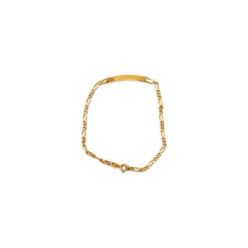 Βραχιόλι παιδικό ταυτότητα Κ14-45-κοσμήματα μαμόγλου Αθήνα