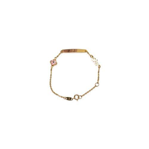 Βραχιόλι παιδικό ταυτότητα Κ9-40-κοσμήματα μαμόγλου Αθήνα