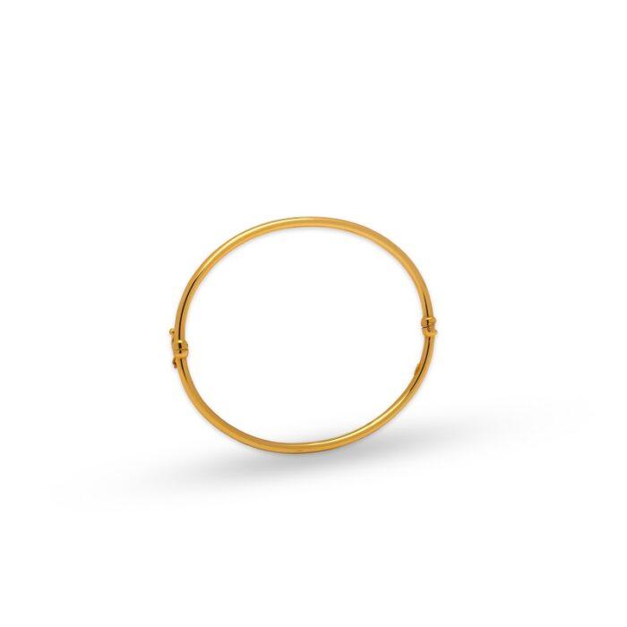 Βραχιόλι χρυσό Κ14-45-κοσμήματα μαμόγλου Αθήνα