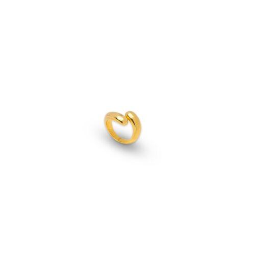 Χρυσό δαχτυλίδι Κ14-33-κοσμήματα μαμόγλου Αθήνα