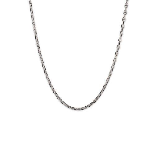 Ασημένια αλυσίδα -3-Κοσμήματα μαμόγλου αθήνα