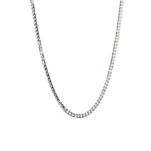 Ασημένια αλυσίδα -4-Κοσμήματα μαμόγλου αθήνα