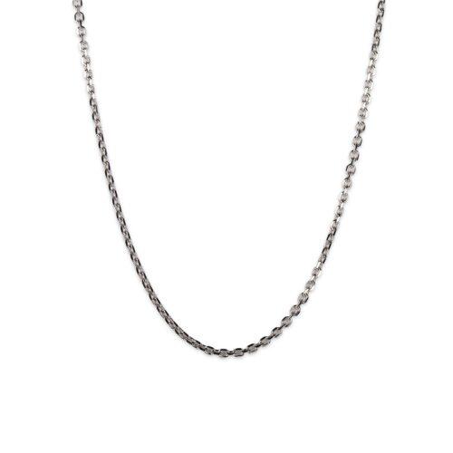 Ασημένια αλυσίδα -5-Κοσμήματα μαμόγλου αθήνα