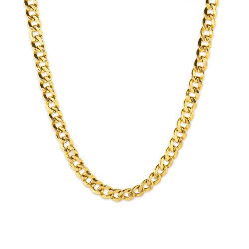 Ασημένια επιχρυσωμένη αλυσίδα.-4-Κοσμήματα μαμόγλου αθήνα