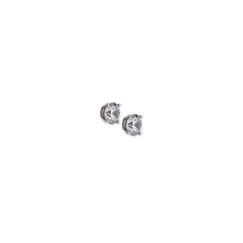 Λευκόχρυσα σκουλαρίκια Κ9-2-Κοσμήματα Μαμόγλου Αθήνα