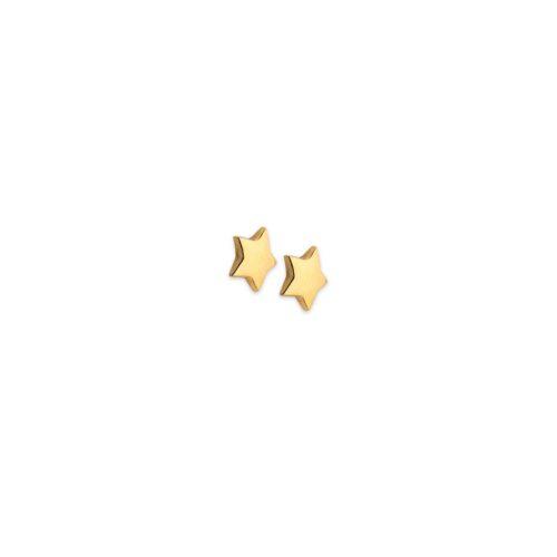 Χρυσά σκουλαρίκια Κ14-7-Κοσμήματα Μαμόγλου Αθήνα
