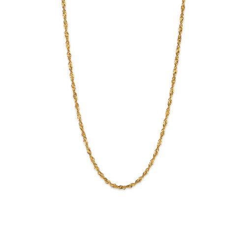 Χρυσή αλυσίδα Κ14.-3-Κοσμήματα Μαμόγλου Αθήνα