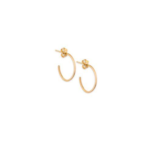 Χρυσοί κρίκοι Κ9-2-Κοσμήματα Μαμόγλου Αθήνα