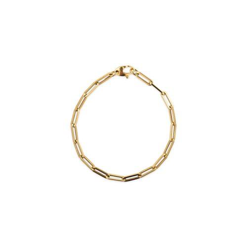 Χρυσό βραχιόλι Κ14-93-Κοσμήματα μαμόγλου αθήνα