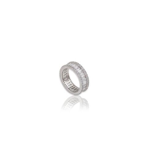 Ασημένιο δαχτυλίδι -101-κοσμήματα μαμόγλου Αθήνα