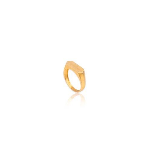 Χρυσό δαχτυλίδι Κ14-103-κοσμήματα μαμόγλου Αθήνα