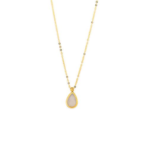 Χρυσό κολιέ Κ14-102-κοσμήματα μαμόγλου Αθήνα