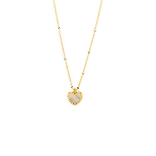 Χρυσό κολιέ Κ14-503-κοσμήματα μαμόγλου Αθήνα