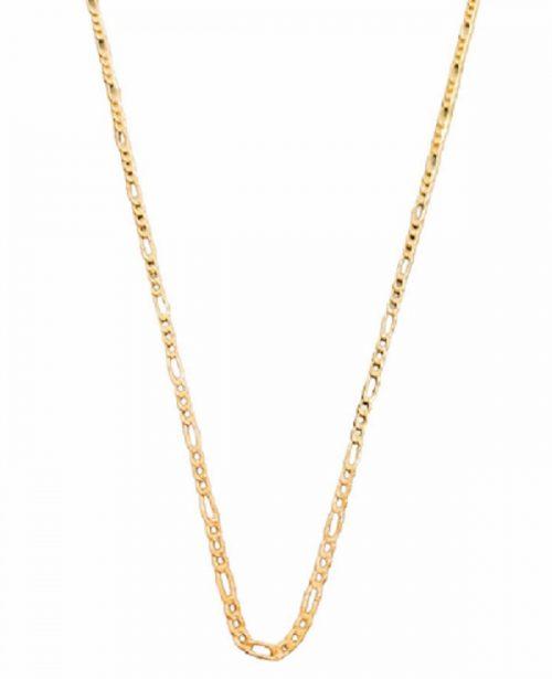 Χρυσή αλυσίδα Κ14 σχέδιο ΄3-1΄ κοσμήματα μαμόγλου αθήνα