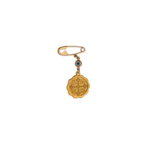 Χρυσή παραμάνα Κ9-40-κοσμήματα μαμόγλου Αθήνα