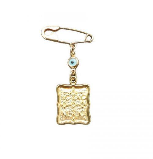 Χρυσή παραμάνα Κ9-41-κοσμήματα μαμόγλου Αθήνα. (2)
