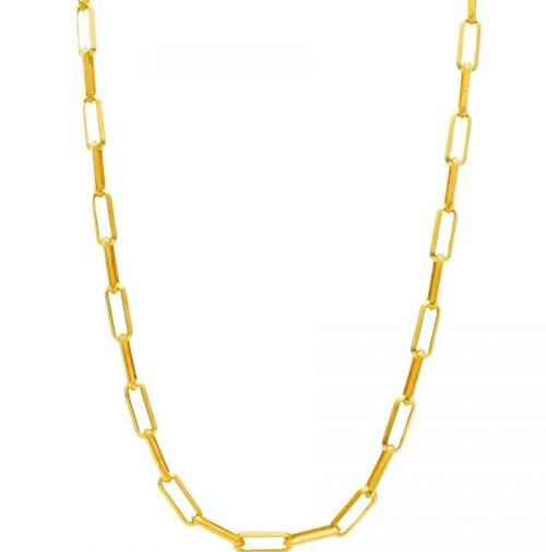 Χρυσό-κολιέ-Κ14-910-Κοσμήματα-μαμόγλου-αθήνα