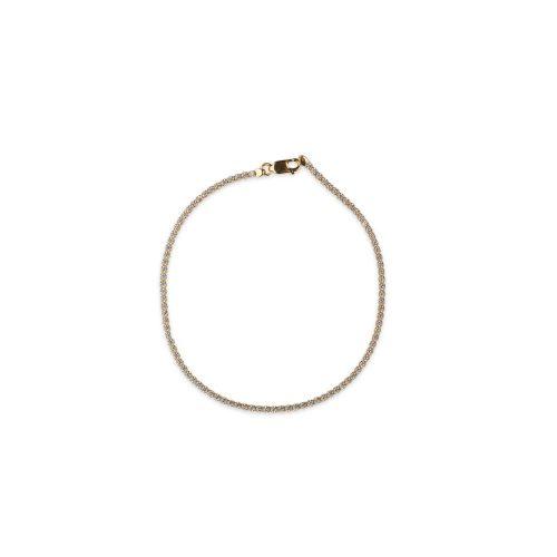 Βραχιόλι χρυσό Κ14-201-κοσμήματα μαμόγλου Αθήνα