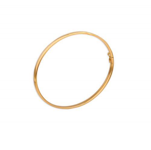 Βραχιόλι χρυσό βέργα Κ14-450-κοσμήματα μαμόγλου Αθήνα